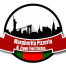 Margherita Pizza & Crown Fried Chicken Menu