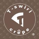 T-Swirl Crepe Menu