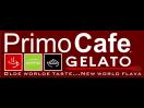 Primo Cafe Gelato Menu
