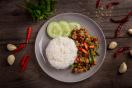 Giggling Rice Thai To Go Menu