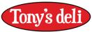Tony's Deli Menu