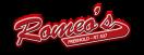 Romeo's Restaurant & Pizzeria Menu