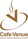 Cafe Venue Menu