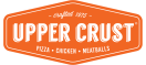 Upper Crust Menu