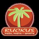Ruckus Pizza, Pasta & Spirits Menu