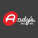Andy's #4 Burgers Menu