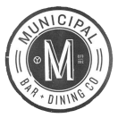Municipal Bar + Dining Co Menu