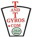 Tzatziki and Tahini Gyros Menu