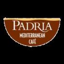 Padria Mediterranean Cafe Menu