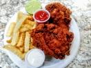 Oscar's Kitchen Yaroa Patacon Menu