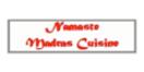 Namaste Madras Cuisine Menu