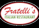 Fratelli's Italian Restaurant Menu