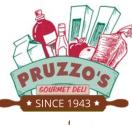 Pruzzo's Stop One Deli Menu