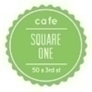 Cafe Square One Menu