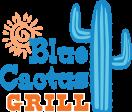 Blue Cactus Grill Menu
