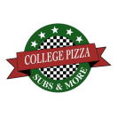 College Pizza Menu