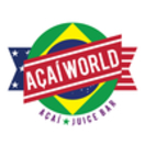 Acai World Menu