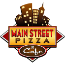 Main Street Pizza & Cafe          Menu