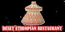Deset Ethiopian Menu