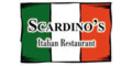 Scardino's Italian Restaurant Menu