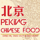 Peking Chinese Food Menu