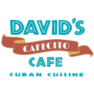 David's Cafe Cafecito Menu