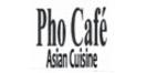 Pho Cafe Asian Cuisine Menu