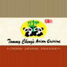 Tommy Chengs Asian Cuisine Menu