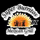 Super Burritos 2 Menu