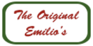 The Original Emilio's Brick Oven Pizza Menu