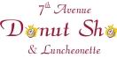 7th Avenue Donuts Menu