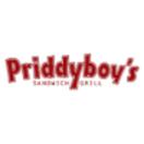 Priddyboy's Sandwich Grill Menu