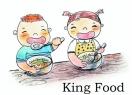 King Food Menu