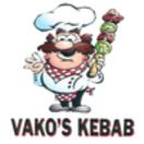 Vakos Kebab Menu