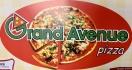 Grand Avenue Pizza Menu