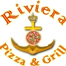 Riviera Pizza Menu
