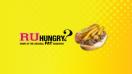 R U Hungry Menu