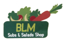 BLM Subs & Salads Menu