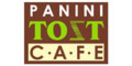 Panini Tozt Cafe Menu