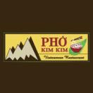Pho Kim Kim Menu