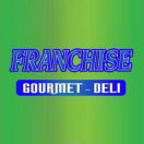 Franchise Gourmet Deli Menu