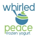 Whirled Peace Frozen Yogurt Menu