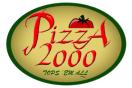 Pizza 2000 Menu