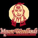 Mysore Woodlands Menu