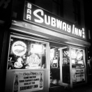 Subway Inn Menu