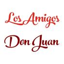 Los Amigos Don Juan Menu