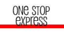 One Stop Express Menu
