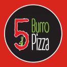 5 Burro Pizza Menu