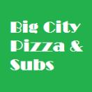 Big City Pizza and Subs Menu