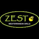 Zest Mediterranean Grille Menu